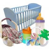 Duży wybór akcesoriów dla niemowląt