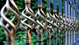 Elementy wykorzystywane do ogrodzenia